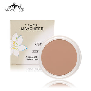 Makeup Creamy Concealer Palette 2 Color Contouring Base Primer Foundation Create 3D Face Makeup Concealing Full Cover Blemish
