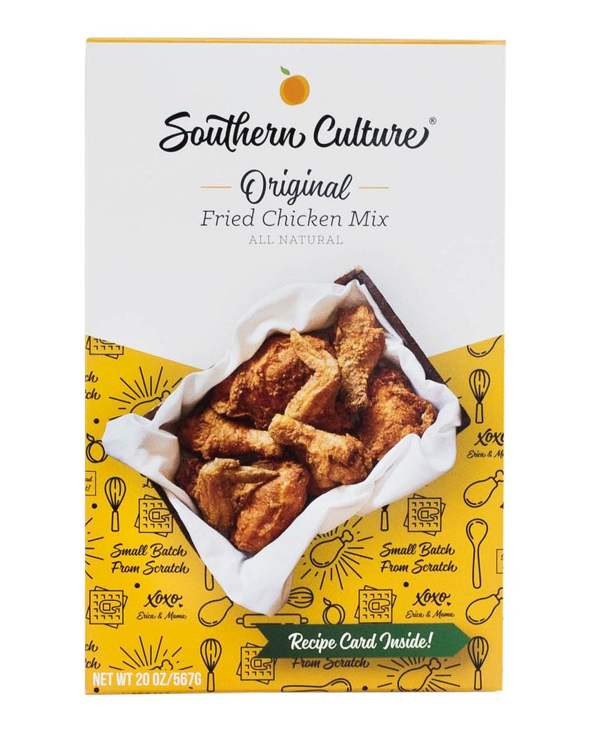 Southern Culture Foods Original Fried Chicken Mix