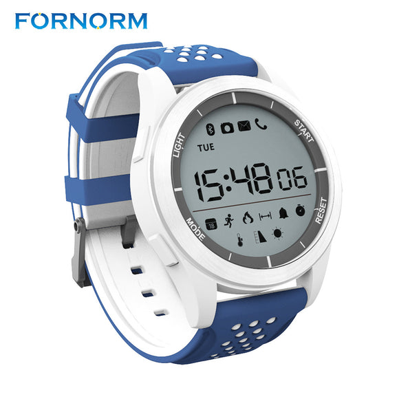 FORNORM F3 Smart Watch Bracelet IP68 waterproof Smartwatches Outdoor Mode Fitness Sports Tracker Reminder Wearable Devices