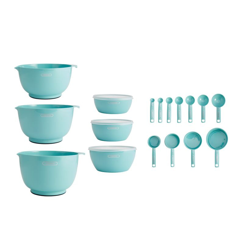 20 Piece Professional Mixing Bowl Set