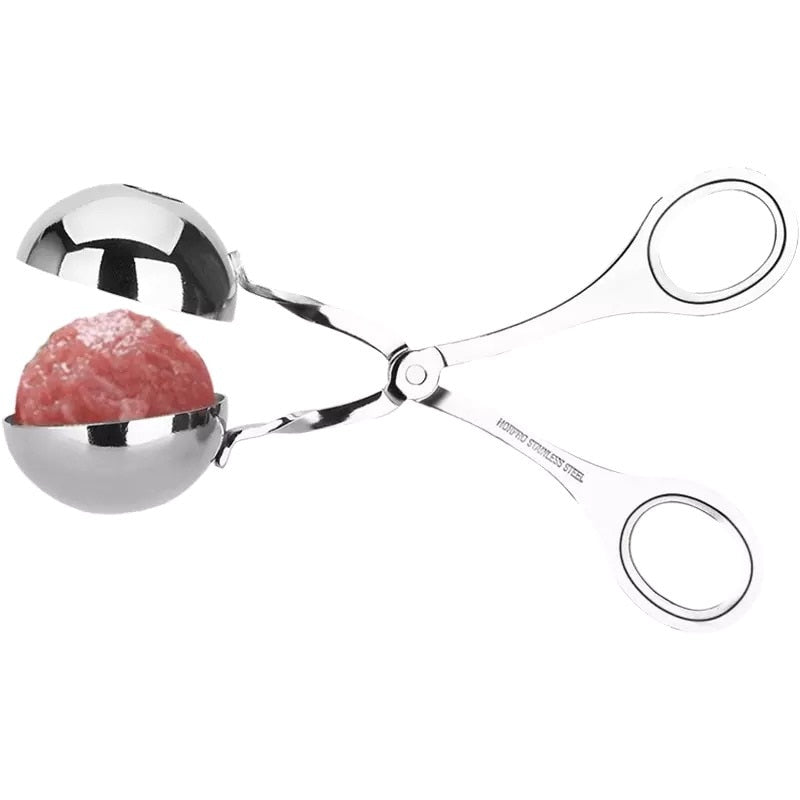 Non-Stick Round Meatball Scoop