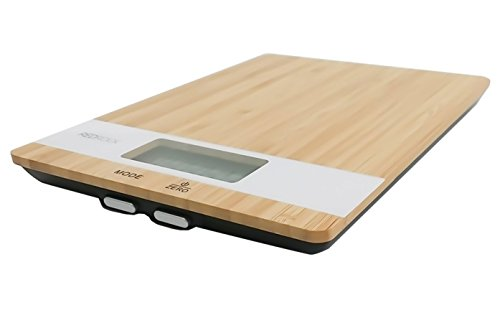 Bamboo Digital Eco-Friendly Kitchen Food Scale
