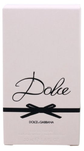 DOLCE GABBANA Eau De Parfum Spray, 1.6 Fluid Ounce