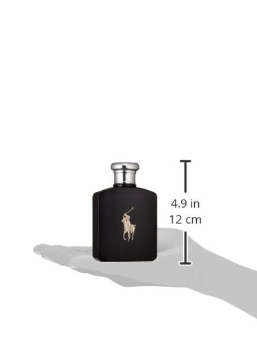 Polo Black by Ralph Lauren for Men - 4.2 Ounce EDT Spray