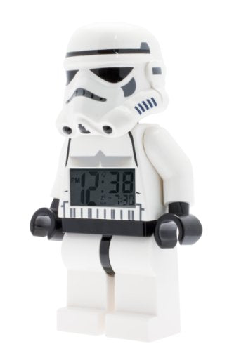 Star Wars Stormtrooper Mini-Figure Clock