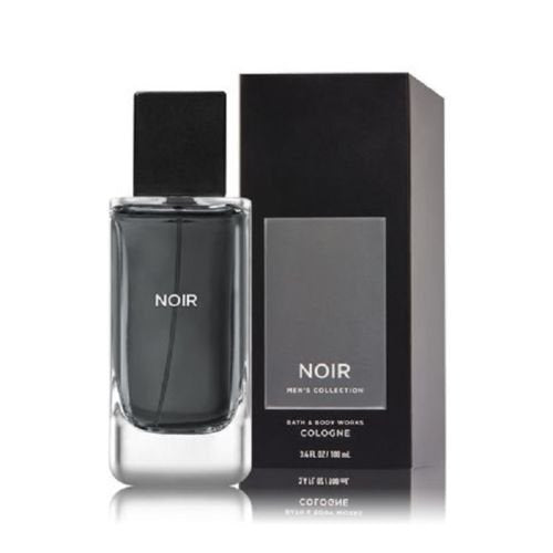Bath and Body Works Noir Men's Collection Cologne 3.4 Ounce New Packaging