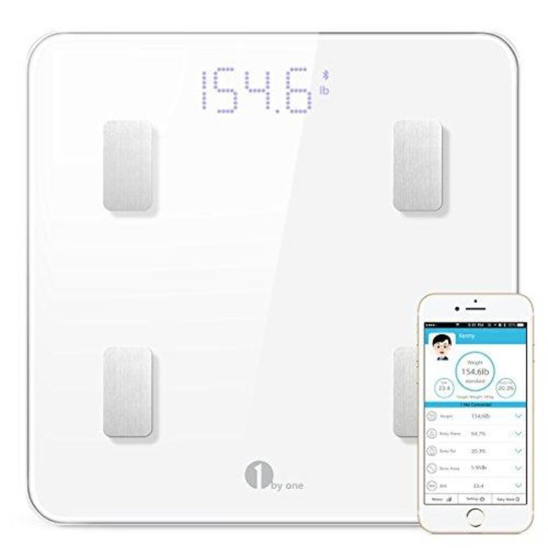 Bluetooth Smart Digital Scale with APP