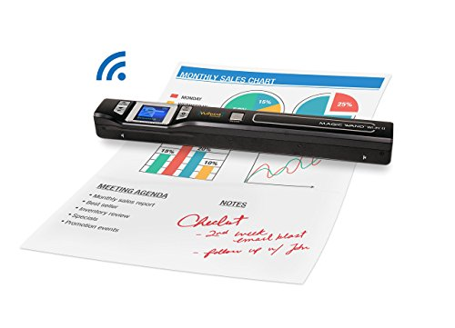 Portable Wireless Magic Wand WiFi Scanner with Computer Compatibility
