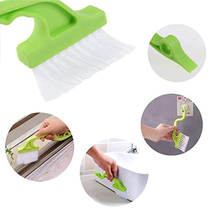 8 Piece Handheld Groove Gap Cleaning Tool Set