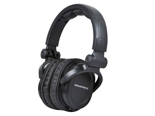 Premium Hi-Fi Professional Over-the-Ear DJ Headphones