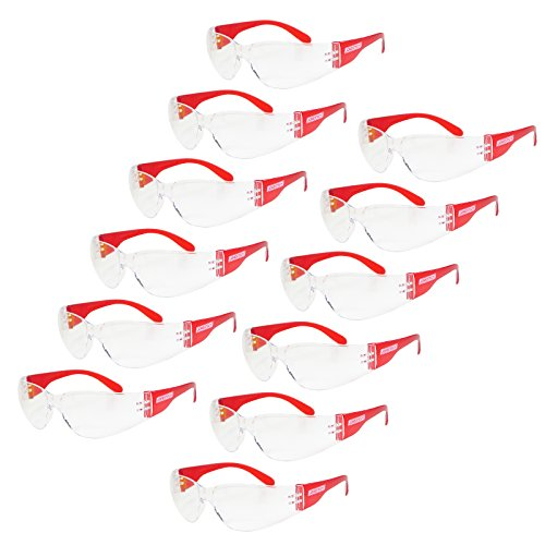da484869e43a JORESTECH Eyewear Protective Safety Glasses Pack of 12