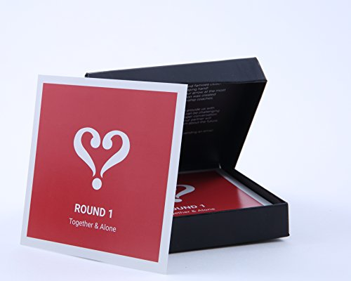 Creative Bonding Quality Time Couples Question Card Game