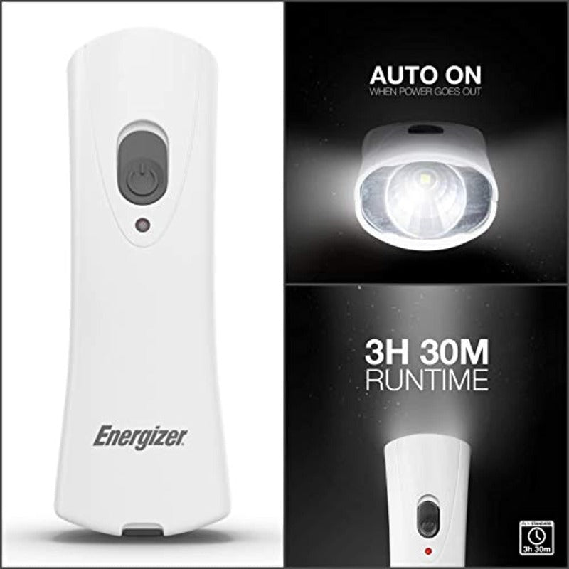 Compact Rechargeable Emergency LED Flashlight