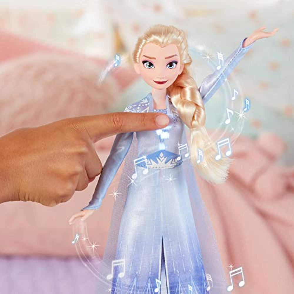 Disney Frozen 2 Singing Elsa Doll