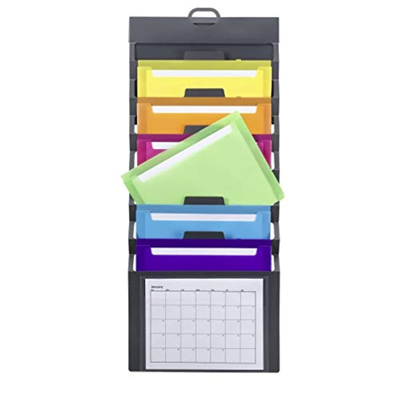 6 Pocket Cascading Wall Organizer