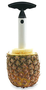 RC Collection 3-in-1 Pineapple Peeler, Corer and Slicer