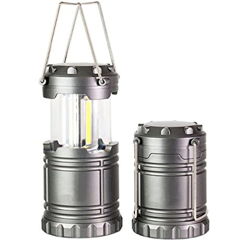 4 Pack Portable High Lumen Outdoor Camping Lanterns
