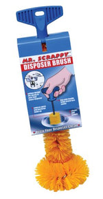 Mr. Scrappy MSB-20 Disposer Brush
