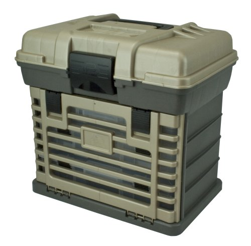 Stow N Go Toolbox, Graphite Gray and Sandstone