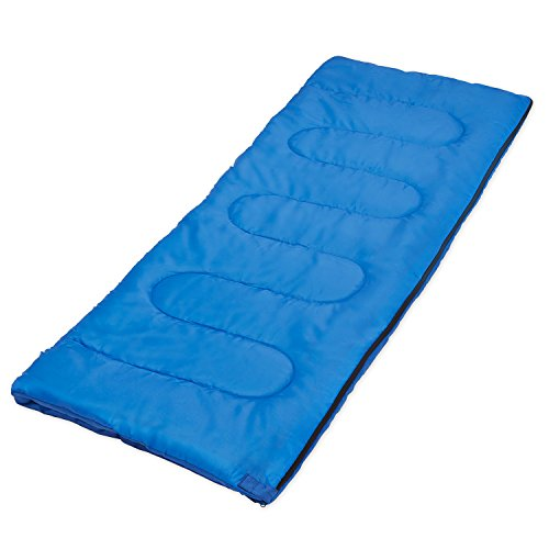 Active Era Premium Comfort Sleeping Bag - Warm and Lightweight for Indoors and Outdoors