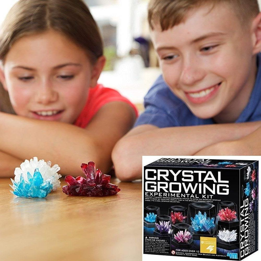 Crystal Growing Experiment Set