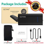 Portable 2.4A 5,200mAh High Speed Pocket Power Bank