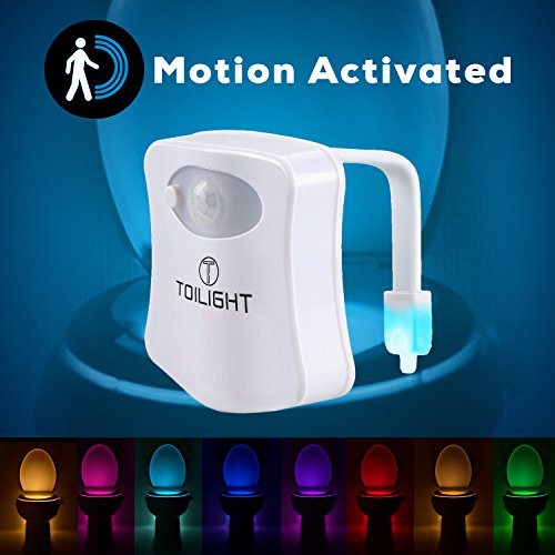 The Original Color Changing Toilet Night Light