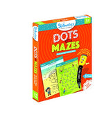 Skillmatics Educational Game: Dots And Mazes 3-6 Years