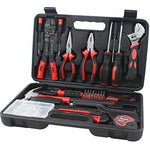 160 Piece: General Handheld Household Electrician's Tool Set with Toolbox