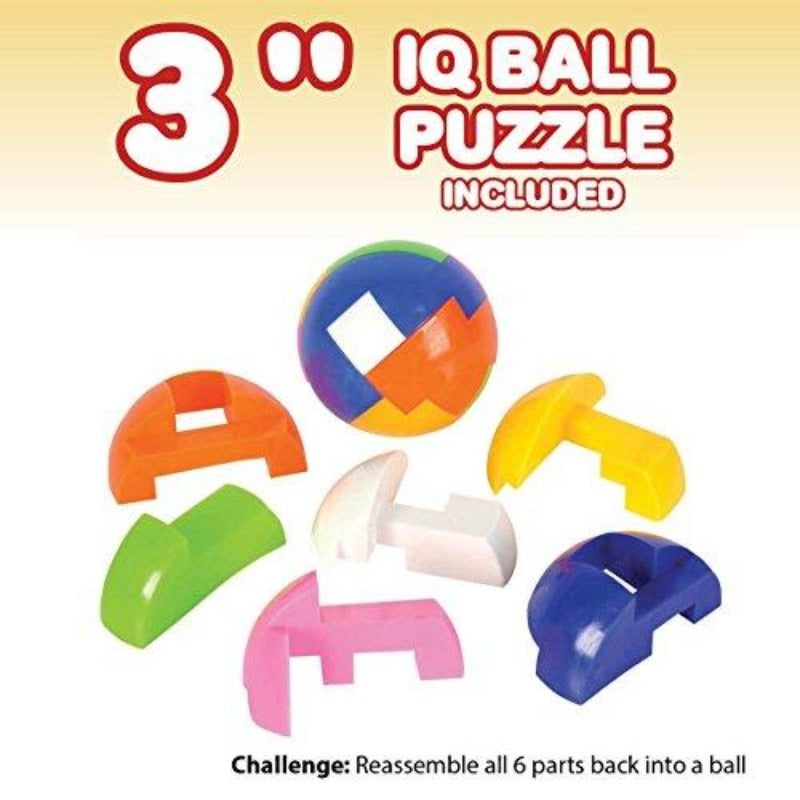 Kids Educational IQ Challenge Brain Teasers