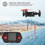 Mini Foldable Nano RC Quadcopter with Camera