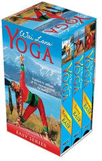 Wai Lana 662119 Yoga Video Tri-Pack Kit