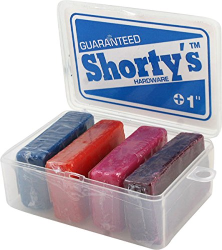 Shorty's Curb Candy Wax Stash [4 Pack]