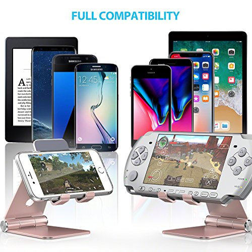 Universal Adjustable Multi-Angle Smart Device Stand