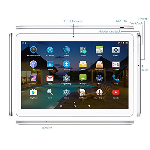 Brand New 10 Inch Multi-Purpose Compact Android Tablet