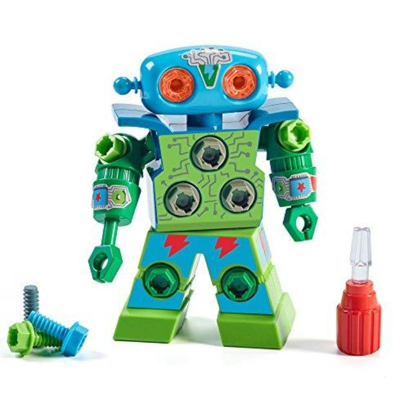 Image of Educational Insights EI-4127 Design & Drill Robot - $16.99 Free Shipping