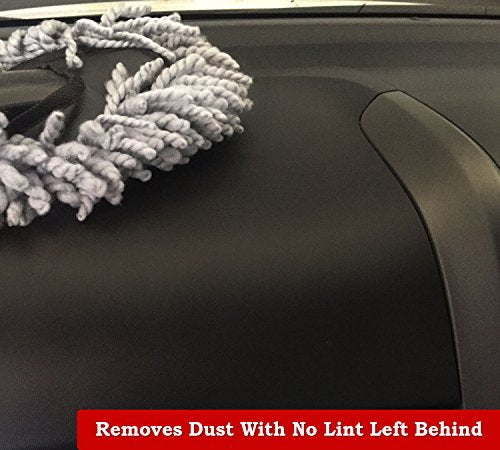 DOKO-IN Super Soft Microfiber Car Dash Duster