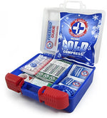 100 Piece: Multi-Purpose First Aid Kit
