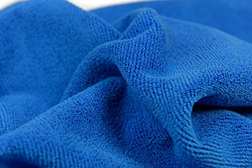 Carcarez Professional Car Wash Microfiber Drying Towels