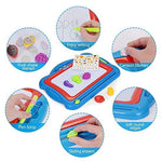 Magnetic Erasable Drawing Board with Magnets