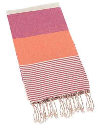 Natural Turkish Cotton Absorbent Beach Towel