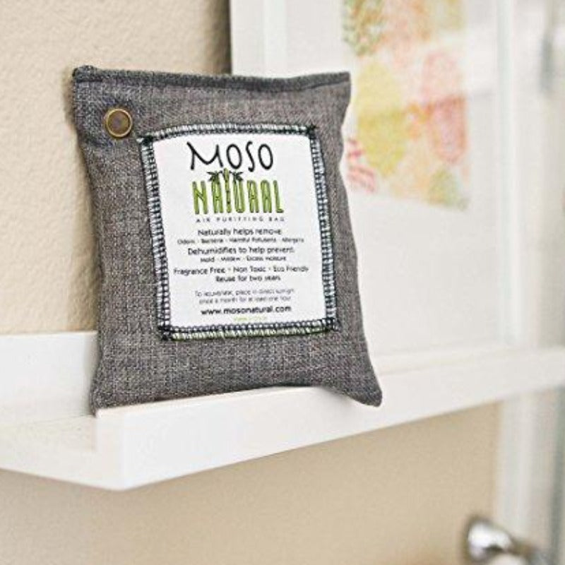 Moso Natural Air Purifying Odor Eliminating Bag