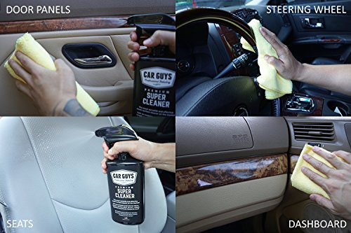 CarGuys Super Cleaner - 18 oz Kit