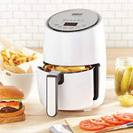 Dash Digital Compact Electric Air Fryer & Oven Cooker