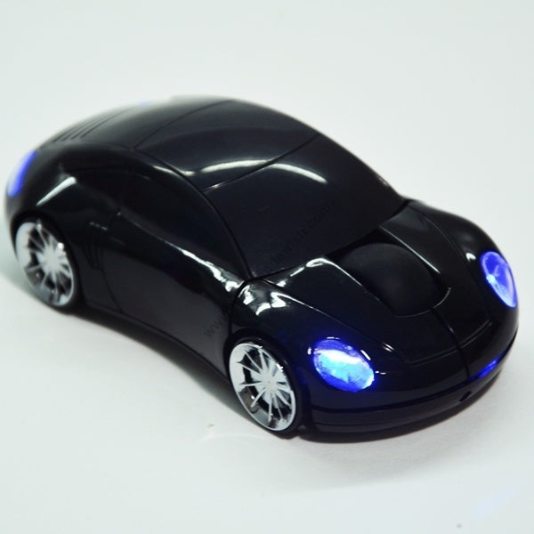 Car Shaped Wireless Mouse