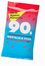 "Cards Against Humanity ""90s Nostalgia"" Expansion Pack"