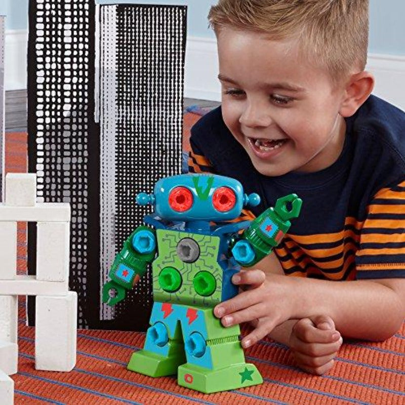 Educational Insights EI-4127 Design & Drill Robot