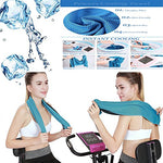 2 Pack: Instant Cooling Fitness Neck Towel