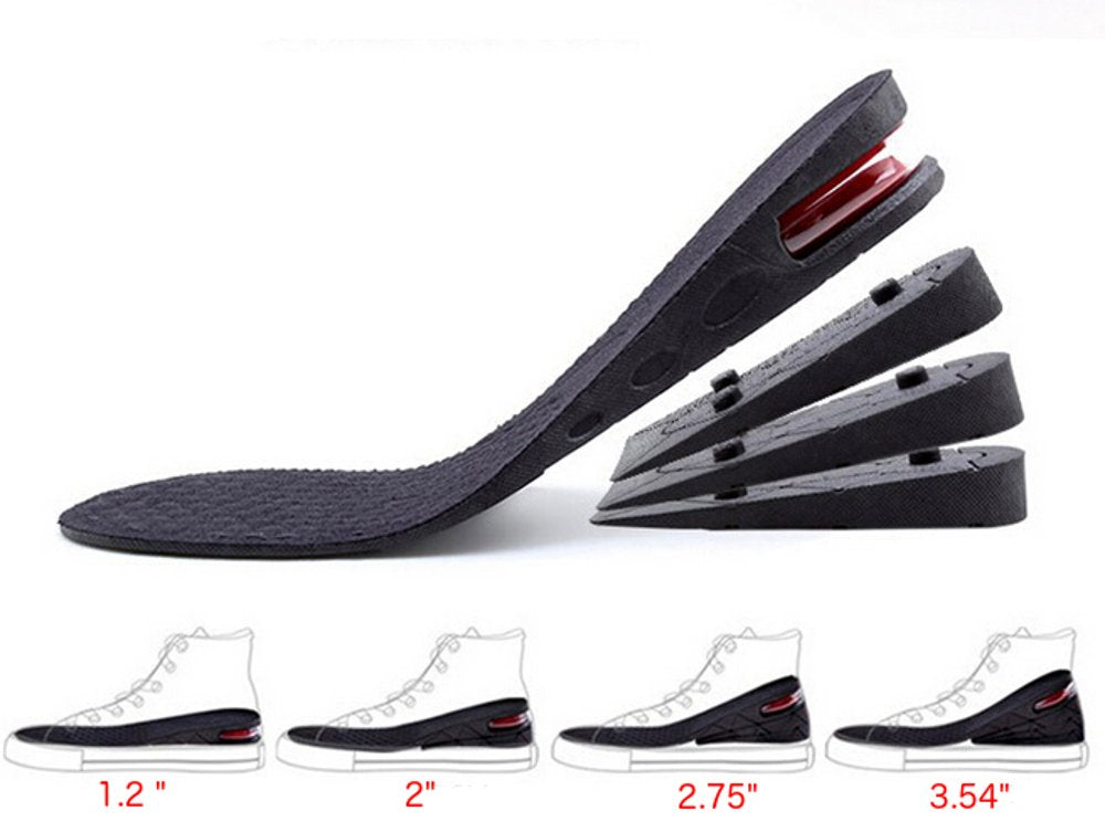 Max-Air 180 Unisex Height Increasing Adjustable Cushion Insole