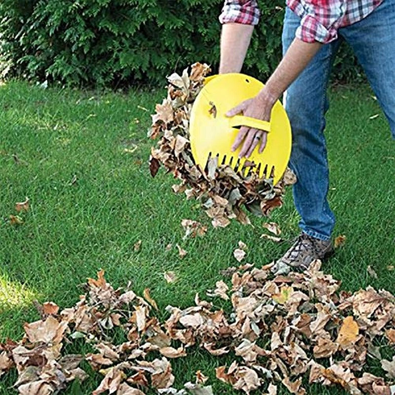 Original Leaf Scoop Claws Leaves-Yard Waste-Twigs